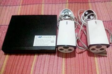 Contoh Camera CCTV HD