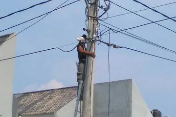 Instalasi Kamera CCTV