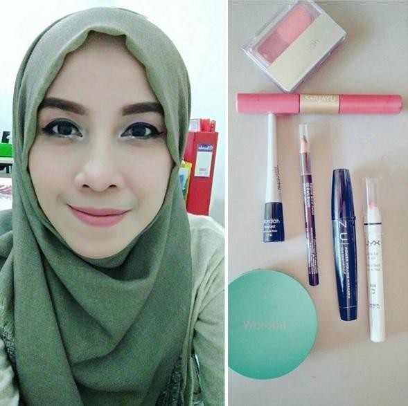 Makeup Muslimah - HOME SERVICE