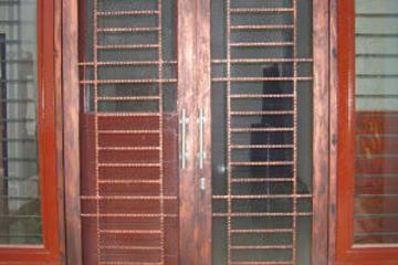 kami menerima jasa pembuatan teralis pintu dan jendela