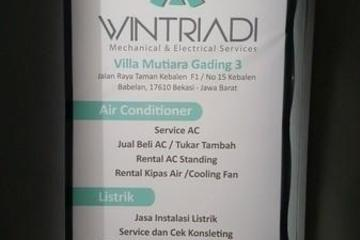 CV.WINTRIADI Mechanical & Electrical Services