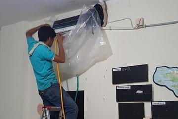 Service Cuci AC