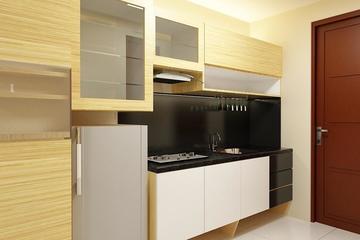 Design 3d Pantry Apartement