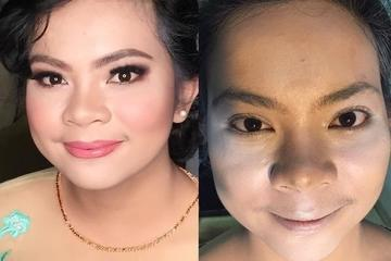 make up untuk bride maid