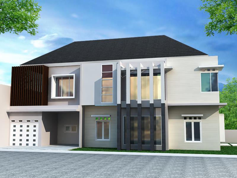 Jasa Desain Rumah 3D & Album Jasa Desain Rumah 3D dari Jasa Desain Rumah 3D | Sejasa.com