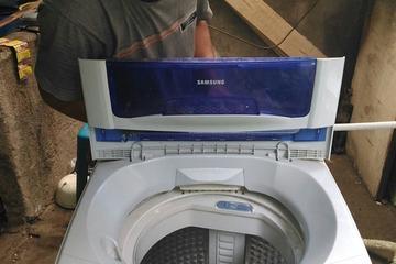 Perbaikan mesin cuci top load