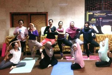 yoga at kantor pajak mampang