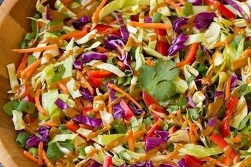 Thai Slaw Salad Bowl