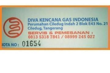 logo dan alamat cp Diva Kencana Gas Indonesia