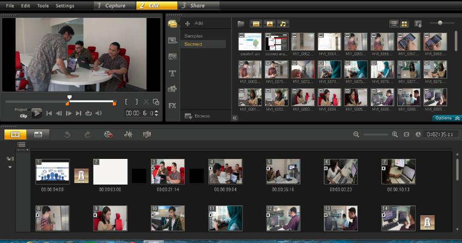 Sakamila Video Studio