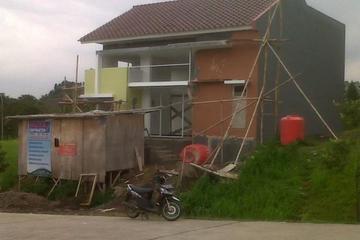 pengerjaan rumah baru di sentul city bogor