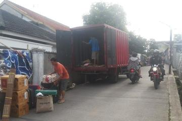 Pindahan kost dari Bandung ke Jakarta