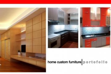 Pembuatan Custom furniture rumah