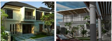 ARKOstudio Arsitek | Concrete/Natural Finished House