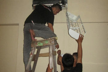 Service AC Indoor di Nakamura THERAPHY