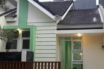 Rumah Ibu Mayda - Penambahan ruangan dapur dan taman + kamar mandi + Plafond Lokasi Perum. Serpong Terrace, Tangerang Selatan