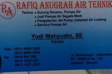 Rafiq anugrah AirTeknik