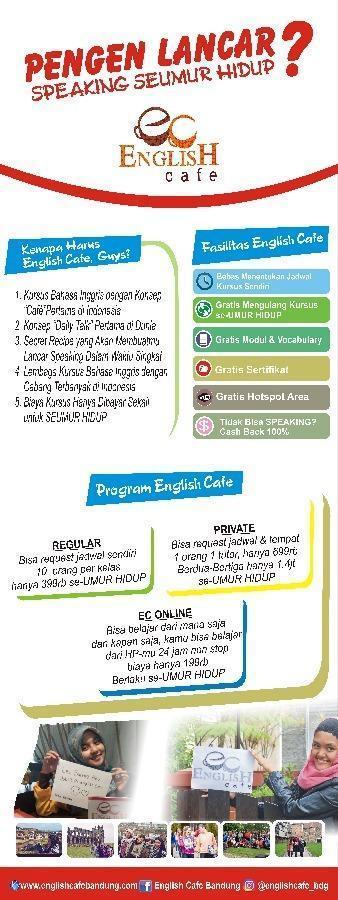 English Cafe Bandung