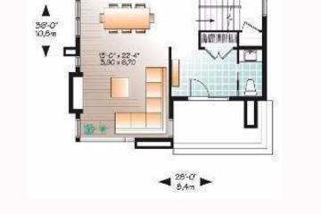 design rumah konsep western