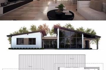 design rumah konsep modern minimalist