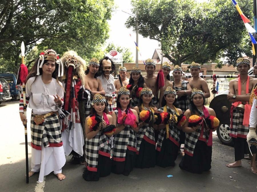 Sanggar tari wijaya pertiwi