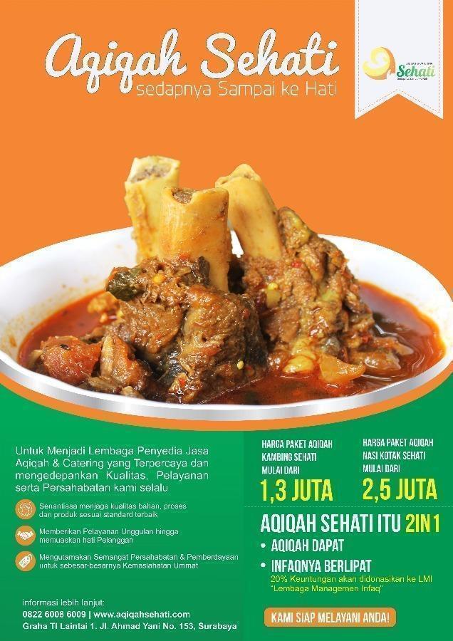 Aqiqah Catering Sehati
