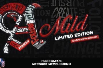 A-mild PrintAd
