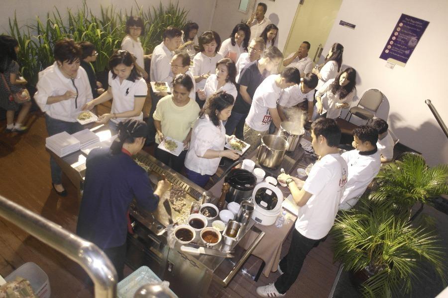 Dragon Teppanyaki , Ramen And Chicken Rice