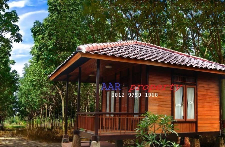 Album Pembuat Rumah Kayu Wooden House Knock Down Dari Pt Arkan