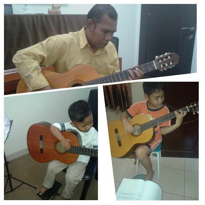 Hegar Gitar Course