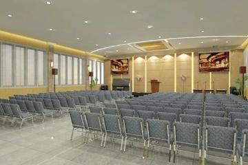 Perspektif Interior Gereja 1