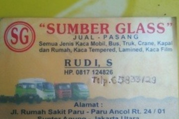 """Sumber Glass"""