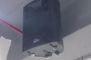 Speaker Coloum