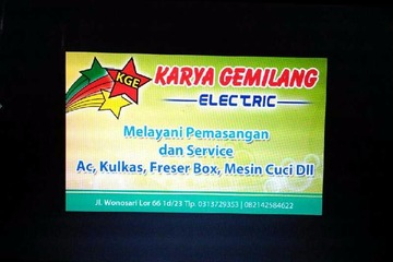 Karya Gemilang Electric