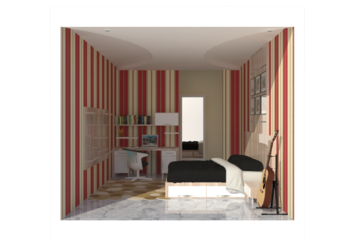 Design Kamar anak Pria Bpk Sucipno,may2017