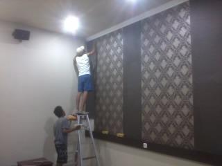 jasa pasang wallpaper dan penjualan wallpaper