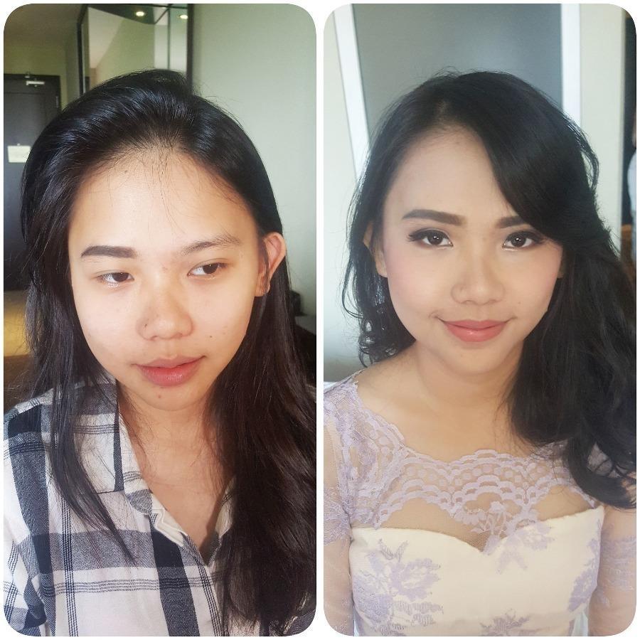 Victoria Chang makeup artist