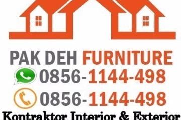 Pak Deh Furniture (Jasa Pembuatan Kitchen Set,Wardrobe,MiniBar, Lemari Pakaian, Meja)