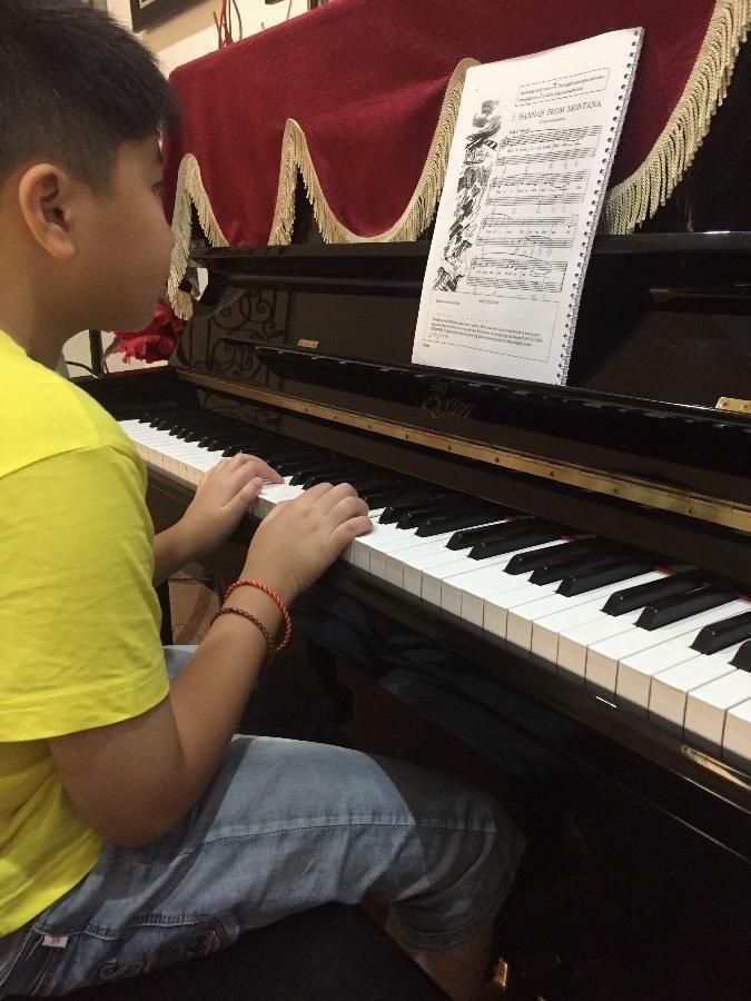 LES PIANO CEPAT,MUDAH dan PRAKTIS