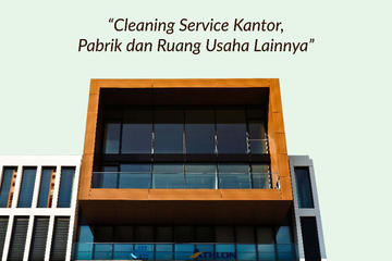 Cleaning service Kantor