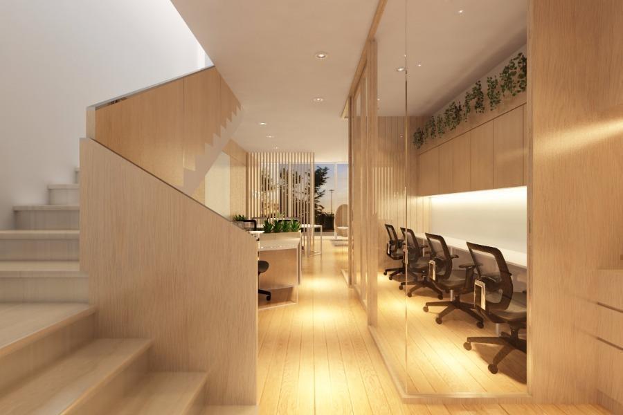 Album The Hatch Office Dari Hierarchie Design Studio