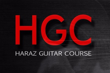 Haraz Guitar Course (HGC)