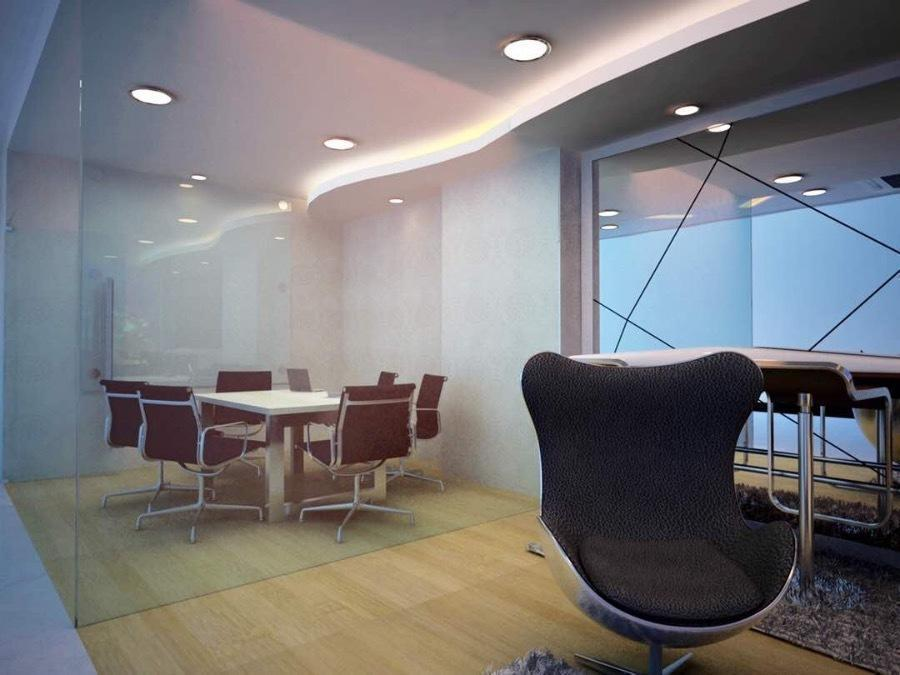 futuristic office design. Office Space Design Futuristic