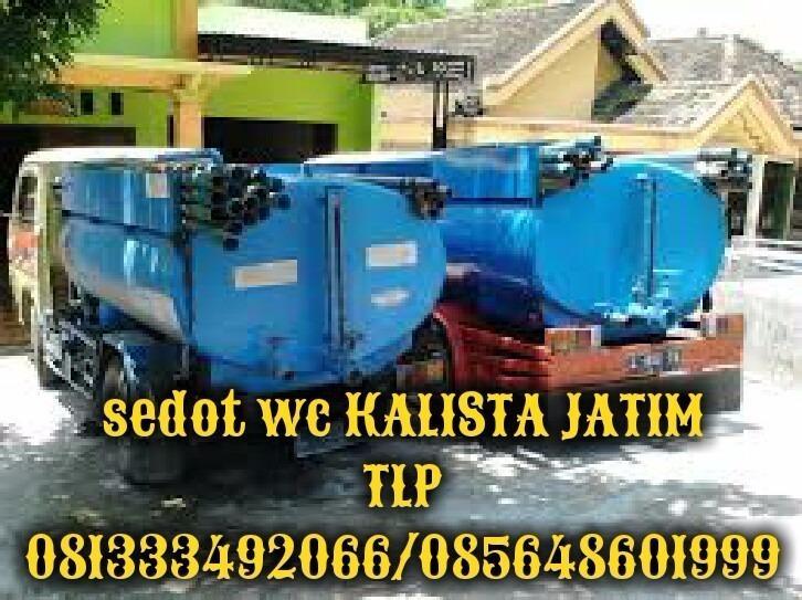 Sedot wc kalista jatim 081333492066