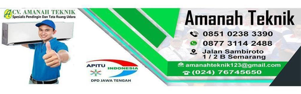 AmanahTeknik AC Semarang