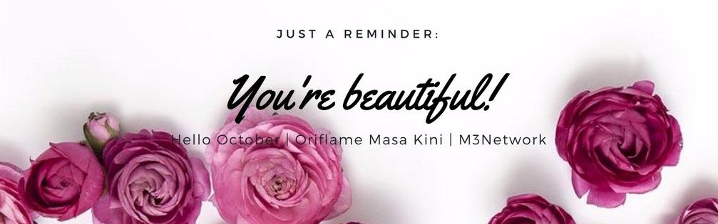Beauty Class Oriflame