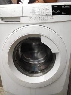 service mesin cuci & pengering