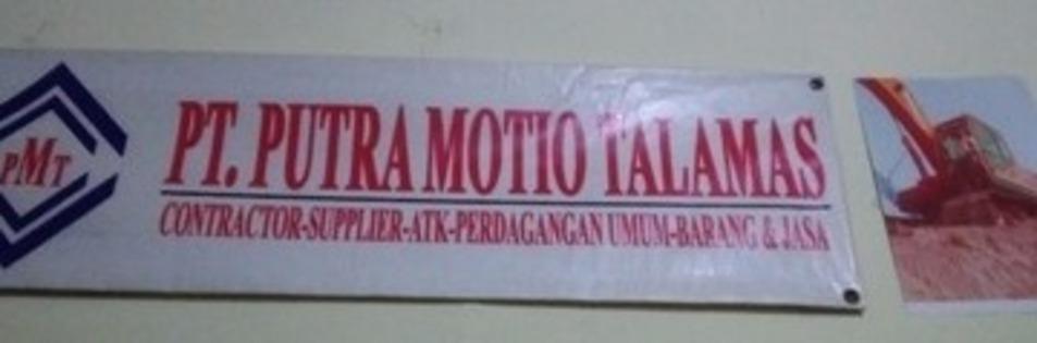 PT.Putra Motio Talamas