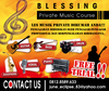 Thumb blessing music serpong aug 13 rev