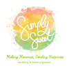 Simply Sweet Wedding & Event Organizer